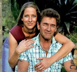 Tanja und Peter Maffay