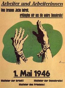 Mai-Plakat 1946