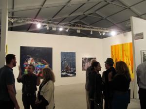 Ausstellung in der Galery 532 New York
