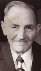 Josef Markfort am 80. Geburtstag