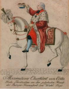 Kurfrürst Maximilian Franz
