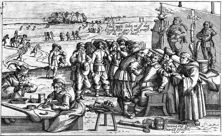 Zahnbrecher 16./17. Jahrhundert