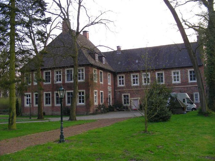 Haus Merfeld in Dülmen