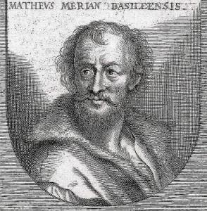 Matthaeus Merian, Holzschnitt