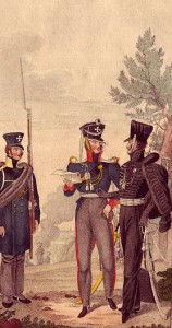 Preußische Landwehr 1817
