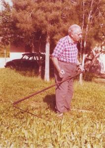 Joseph Moises in Israel