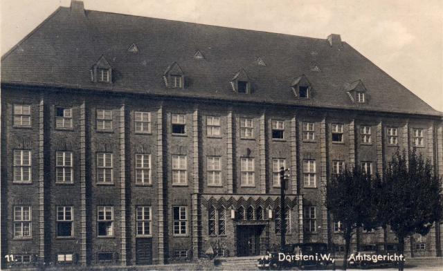 Amtsgericht Dorsten