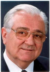 Stammapostel Richard Fehr (seit 1988)