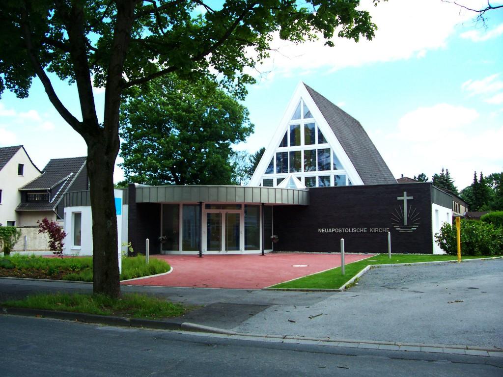 Kirche 2012; Foto: Wolf Stegemann