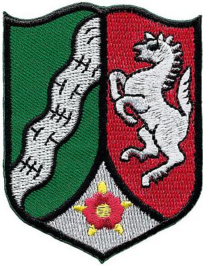 Hoheitszeichen NRW
