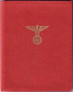 NSDAP-Parteibuch
