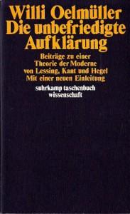 Buchtitel Willi Oelmüller