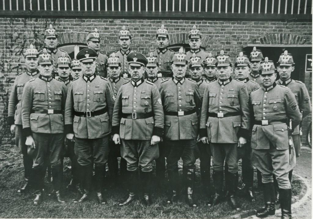 Dorstener Polizei 1942