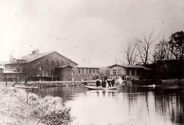 Papiermühle Barloe