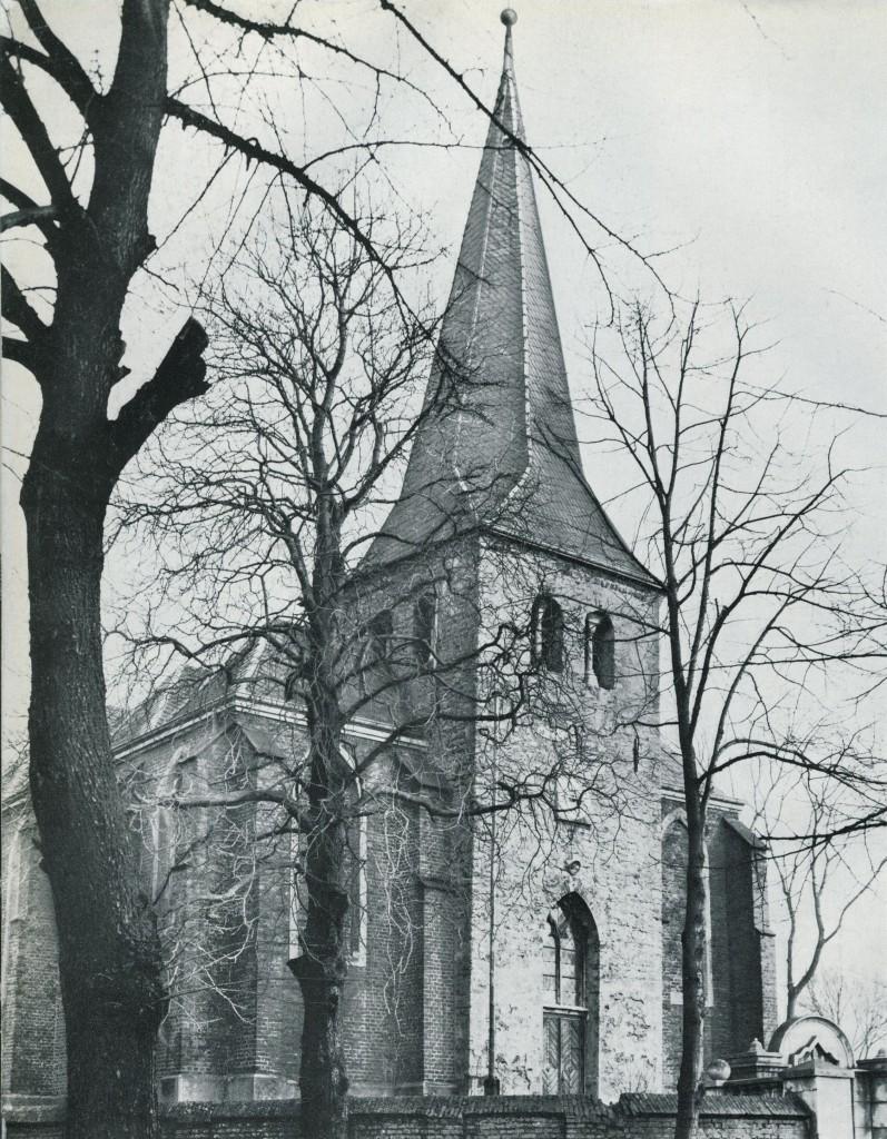 Pauluskirche in Hervest