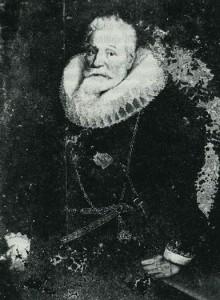 Stadtrichter Vinzenz Rensing