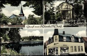 Postkarte, 1960er-Jahre