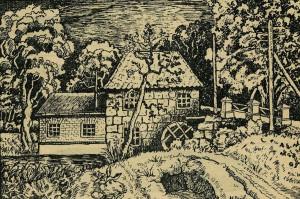 Wassermühle Rhade