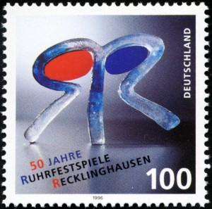 Briefmarke 1996