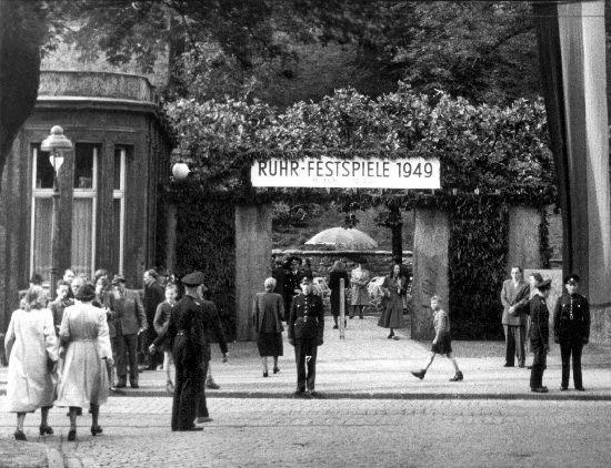 Ruhrfestspiele 1949