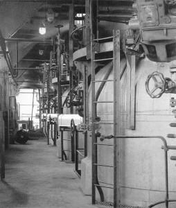 Gaserzeugungsbehälter