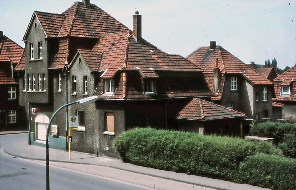 Sachsensiedlung (Freiheitsstraße)