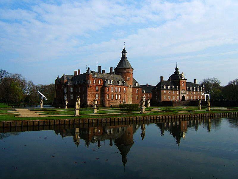 Schloss Salm-Kyrburg