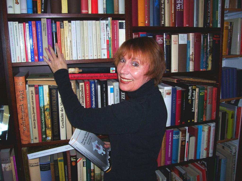Petra Somberg-Romanski; Foto: Wolf Stegemann