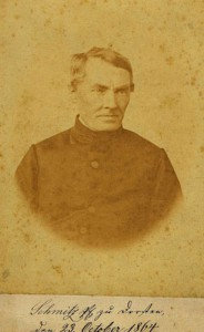 Pfarrer Hermann Schmitz