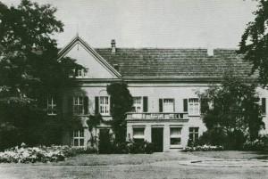 Wohnhaus in der Hervest-Dorstener Marienstraße