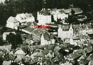 Dorstener Gefängnis vor 1945