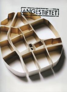 Titelseite des Anstiftungshefts