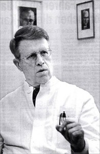 Dr. med Hans Otto Steinfurth