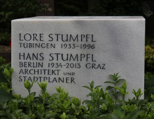 Grabstätte in Wulfen