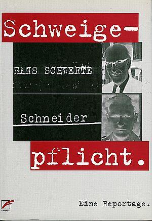 Aufdeckung: Titelseite der Buches