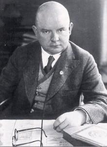 Dr. Heinrich Glasmeier