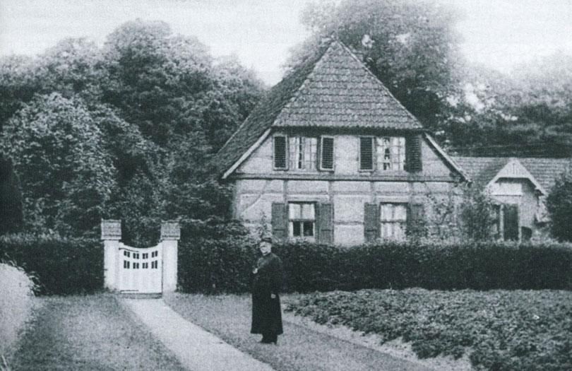 Pfarrhaus in Holsterhausen