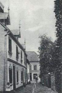 """Straße """"Am Verbrannten Platz"""""""