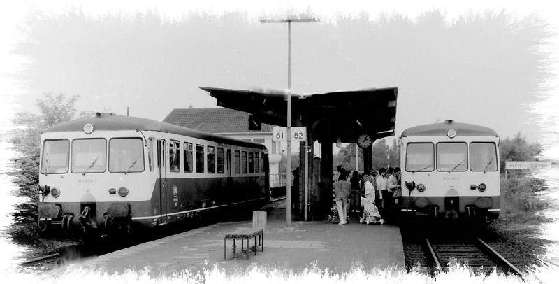Bahnhof Hervest-Dorsten