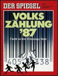 Spiegel-Titel 1987