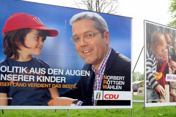Großplakat 2012 in Dorsten