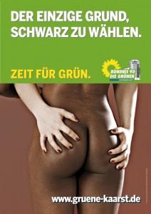 Hingucker: Zeit für Grüne