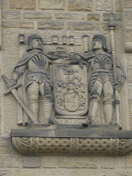 Wappen der Familie von Waldthausen