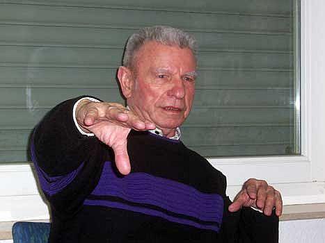 Franz Winkler trainierte den BVH-Holsterhausen