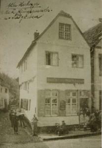 Alte Herberge Wcke Recklinmghäuser Straße /Südgraben