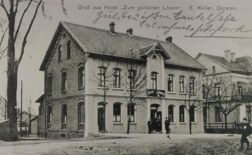 """Hotel """"Goldener Löwe"""" (Altenburg)"""