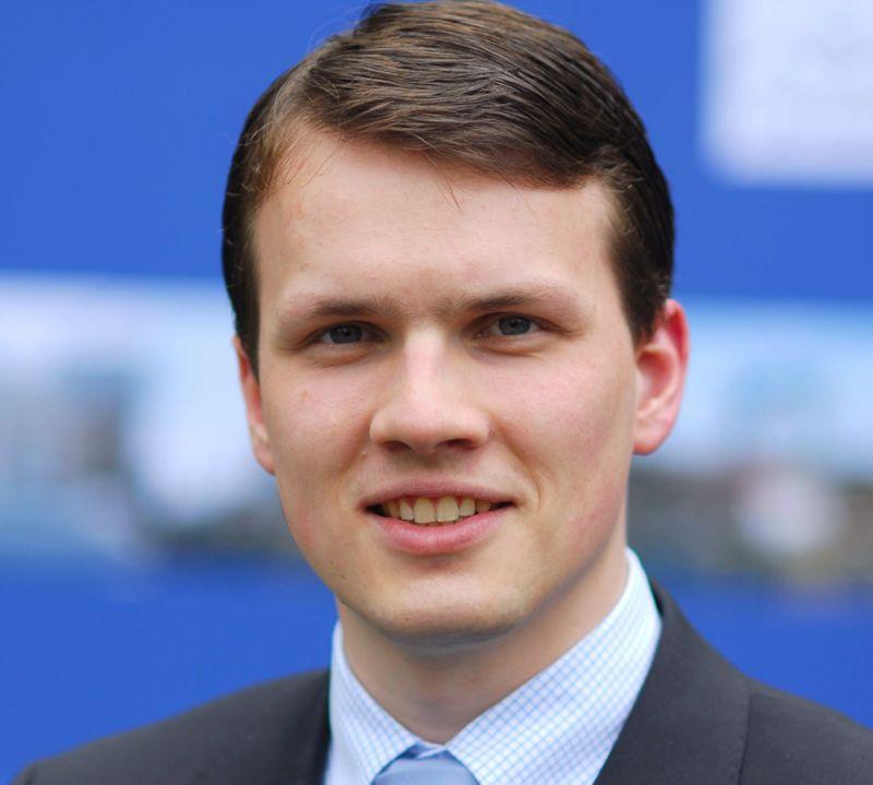 Tobias Stockhoff; entnommen Website der CDU