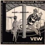 VEW-Reklame 1963