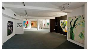 Ausstellungsräume des Kunstvereins