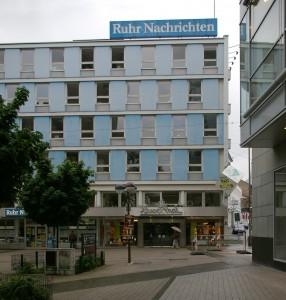 """Pressehaus """"Ruhr Nachrichten"""" in Dortmund"""
